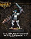 Privateer Press - PIP Warmachine - Retribution of Scyrah - Kaelyssa, Night's Whisper - Warcaster (Kaelyssa 1)