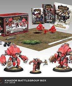 Privateer Press - PIP Khador: Battlegroup Box (MK III)