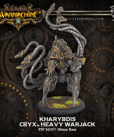Privateer Press - PIP Warmachine - Cryx - Kharybdis Heavy Warjack