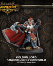 Privateer Press - PIP Warmachine - Khador - Koldun Lord Greylord - Solo