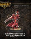 Privateer Press - PIP Warmachine - Khador - Kommander Sorscha - Warcaster (Sorscha 2)