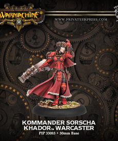Privateer Press - PIP Kommander Sorscha (Sorscha 1)