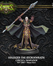 Privateer Press - PIP Hordes - Circle Orboros - Krueger the Stormwrath - Warlock (Krueger 1)