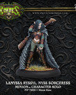 Privateer Press - PIP Hordes - Minions - Lanyssa Ryssyll, Nyss Sorceress - Character Solo