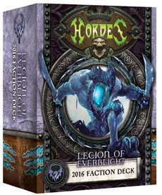 Privateer Press - PIP Hordes - Legion of Everblight - 2016 Faction Deck MK III