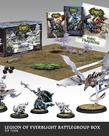 Privateer Press - PIP Hordes - Legion of Everblight - Battlegroup - Starter Box