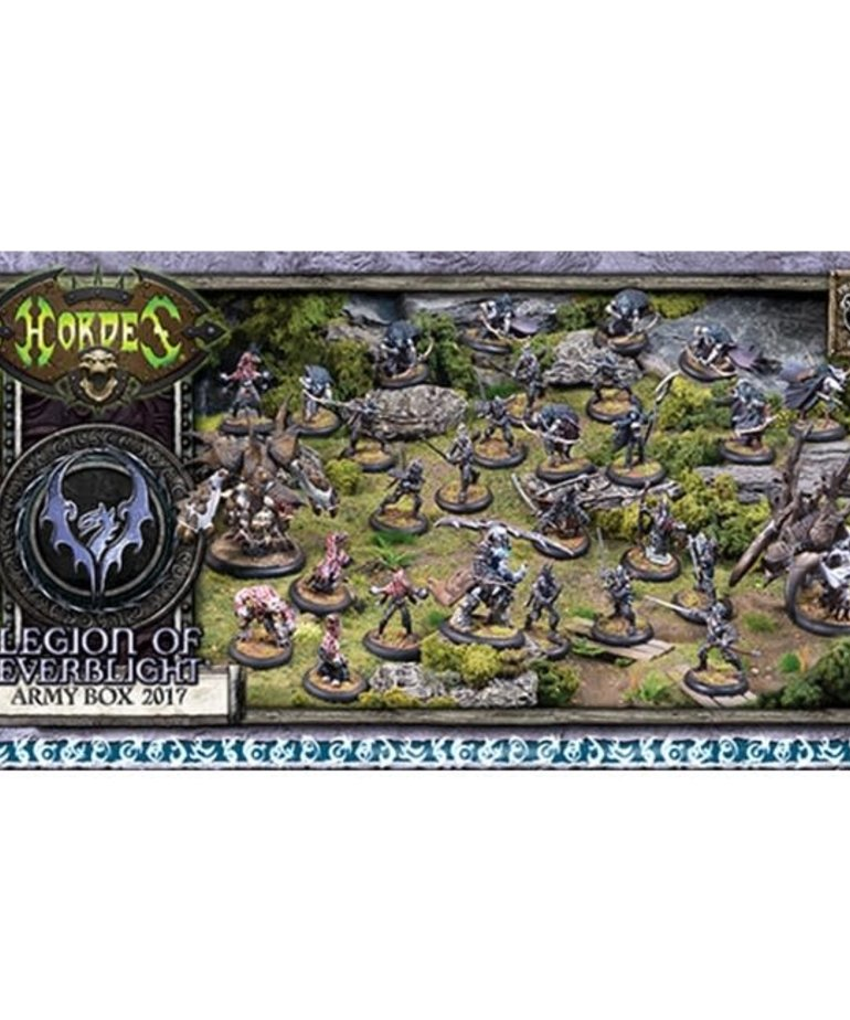 Privateer Press - PIP Hordes - Legion of Everblight - 50 Point Army Box