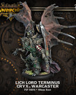 Privateer Press - PIP Warmachine - Cryx - Lich Lord Terminus - Warcaster (Terminus 1)