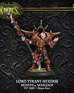 Privateer Press - PIP Hordes - Skorne - Lord Tyrant Hexeris - Warlock (Hexeris 1)
