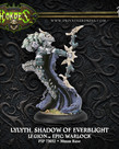 Privateer Press - PIP Hordes - Legion of Everblight - Lylyth, Shadow of Everblight - Epic Warlock (Lylyth 2)