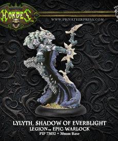 Privateer Press - PIP Hordes - Legion of Everblight - Lylyth, Shadow of Everblight - Epic Warlock (Lylyth 2)