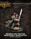 Privateer Press - PIP Warmachine - Mercenaries - Magnus the Traitor - Warcaster (Magnus 1)