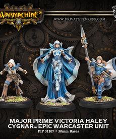 Privateer Press - PIP Major Prime Victoria Haley (Haley 3)