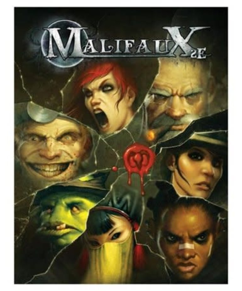 Wyrd Miniatures - WYR CLEARANCE Malifaux 2E: Broken Promises (Domestic Orders Only)
