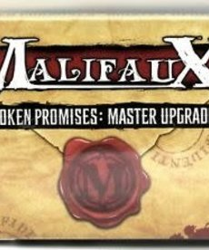 Wyrd Miniatures - WYR CLEARANCE Malifaux 2E: Broken Promises: Master Upgrades