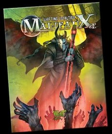 Wyrd Miniatures - WYR CLEARANCE Malifaux 2E: Shifting Loyalties (Domestic Orders Only)