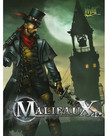 Wyrd Miniatures - WYR CLEARANCE Malifaux 2nd Edition Rulebook (domestic only)