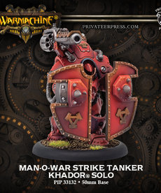 Privateer Press - PIP Warmachine - Khador - Man-O-War Strike Tanker - Solo