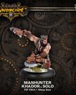 Privateer Press - PIP Warmachine - Khador - Manhunter - Solo