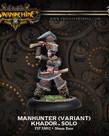 Privateer Press - PIP Warmachine - Khador - Manhunter (Variant) - Solo
