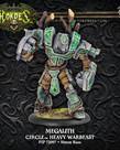 Privateer Press - PIP Hordes - Circle Orboros - Megalith - Heavy Warbeast
