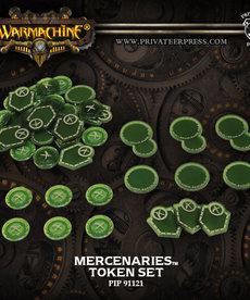 Privateer Press - PIP Warmachine - Mercenaries - Token Set Mark III