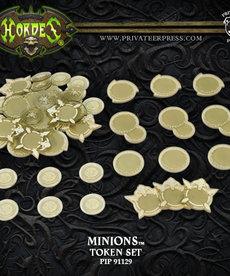 Privateer Press - PIP Hordes - Minions - Token Set Mark III