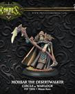 Privateer Press - PIP Hordes - Circle Orboros - Mohsar the Desertwalker - Warlock (Mohsar 1)