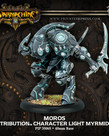 Privateer Press - PIP Warmachine - Retribution of Scyrah - Moros - Character Light Myrmidon
