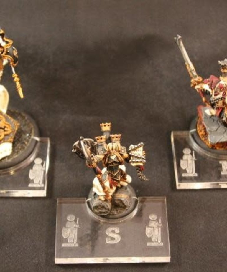 Muse On Minis - MOM Muse on Minis - Base Markers