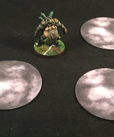 "Muse On Minis - MOM Muse on Minis - Terrain: 3"" AOE Smoke"