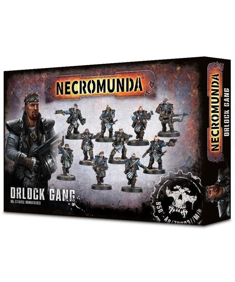 Games Workshop - GAW Necromunda: Orlock Gang