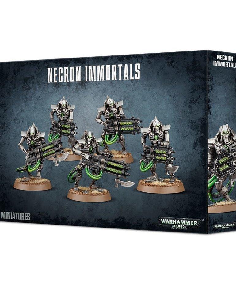 Games Workshop - GAW Warhammer 40k - Necrons - Immortals