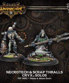 Privateer Press - PIP Necrotech & Scrap Thralls