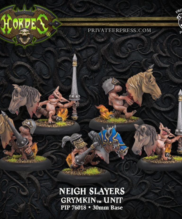 Privateer Press - PIP Hordes - Grymkin - Neigh Slayers - Unit