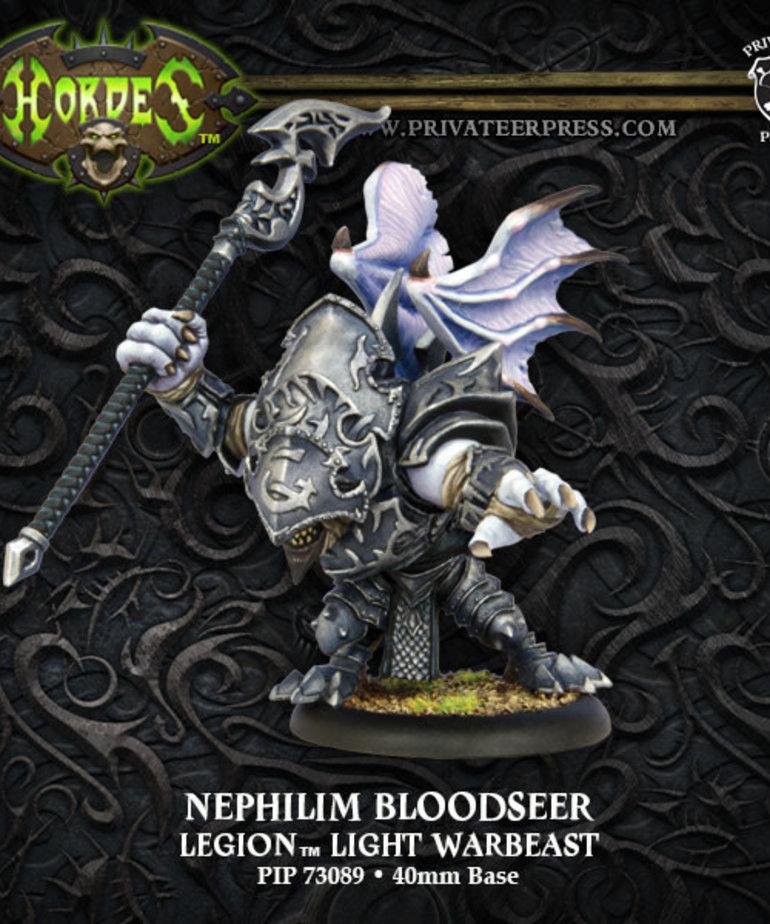 Privateer Press - PIP Hordes - Legion of Everblight - Nephilim Bloodseer - Light Warbeast