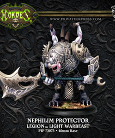 Privateer Press - PIP Hordes - Legion of Everblight - Nephilim Protector - Light Warbeast