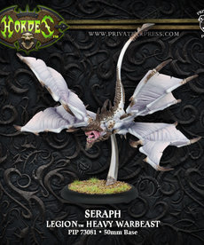 Privateer Press - PIP Hordes - Legion of Everblight - Neraph / Seraph - Heavy Warbeast