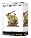 Games Workshop - GAW Warhammer 40K/Warhammer Age of Sigmar - Maggotkin of Nurgle - Great Unclean One