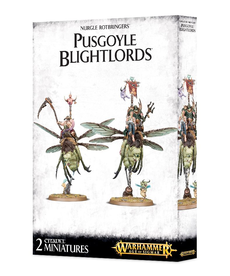 Games Workshop - GAW Warhammer Age of Sigmar - Nurgle Rotbringers - Pusgoyle Blightlords