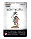 Games Workshop - GAW Warhammer 40k/Warhammer Age of Sigmar - Daemons of Nurgle - Sloppity Bilepiper