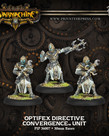 Privateer Press - PIP Warmachine - Convergence of Cyriss - Optifex Directive - Unit