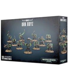 Games Workshop - GAW Warhammer 40k - Orks - Ork Boyz