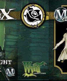 Wyrd Miniatures - WYR Malifaux: Outcasts - The Midnight Stalker