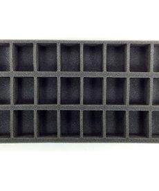 Battle Foam - BAF Oversized Small Troop Tray (PP-1.5) BLACK FRIDAY NOW