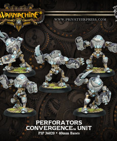 Privateer Press - PIP Warmachine - Convergence of Cyriss - Perforators - Unit