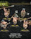 Privateer Press - PIP Hordes - Grymkin - Piggybacks - Unit