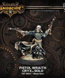 Privateer Press - PIP Pistol Wraith