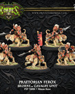 Privateer Press - PIP Hordes - Skorne - Praetorian Ferox - Cavalry Unit