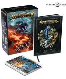 Games Workshop - GAW Warhammer Age of Sigmar - Malign Sorcery